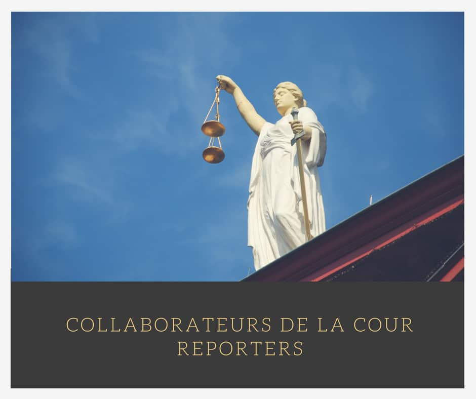 cour reporters